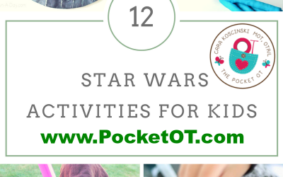 Star Wars Activities for Kids + FREEBIE