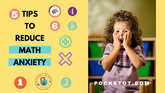5 Tips To Reduce Math Anxiety